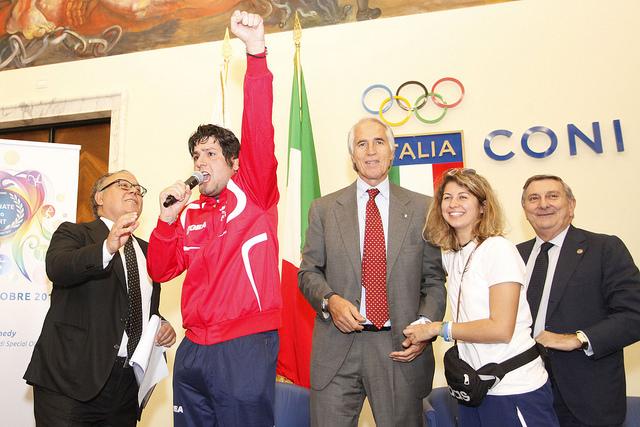 Arezzo centro di formazione e di promozione dell'inclusione sportiva — Special Olympics
