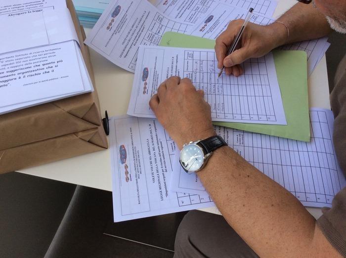 Riforma regionale del servizio sanitario: chiesto un Referendum abrogativo