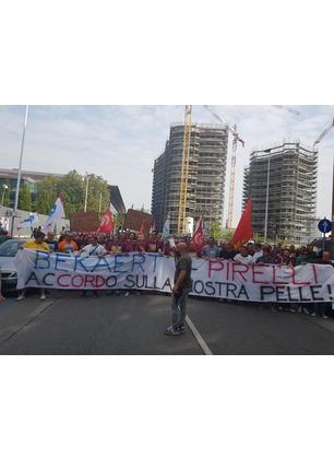 Pirelli non apre le porte: no alle delegazioni di lavoratori e istituzioni