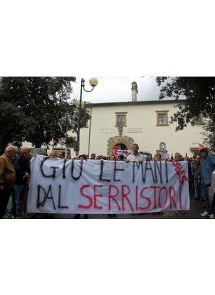"""Serristori, i Cobas cantano vittoria: """"Dietrofront sulla pediatria, la mobilitazione funziona"""". Confermata la manifestazione"""