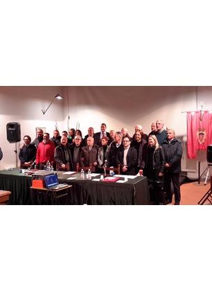 I protagonisti dell'alluvione del '66 premiati dal Consiglio comunale in occasione della Festa della Toscana