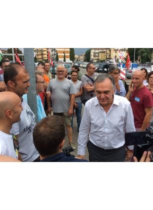 Bekaert: il Presidente della Toscana Enrico Rossi parteciperà alla manifestazione a Milano