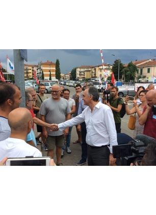 """Bekaert, Rossi scrive al Ministro Di Maio: """"Urgente la riconvocazione del tavolo nazionale"""""""