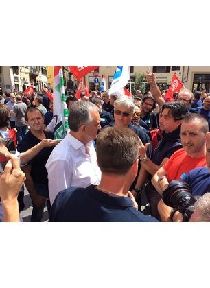 """Il Governatore Rossi torna sul caso Bekaert: """"Abbiamo diritto morale e dovere di chiamare in causa Pirelli"""""""