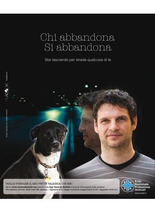 """""""Chi abbandona, si abbandona"""": la nuova campagna dell'Enpa contro le malvagità sugli animali"""