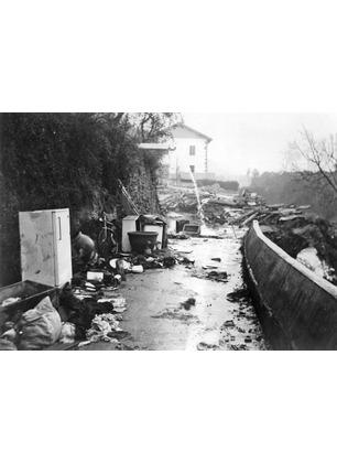 4 novembre 1966, morte e devastazione a Reggello: un paese distrutto e sette vittime. La cronaca di quelle ore