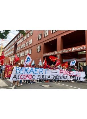 Bekaert, i lavoratori dicono 'sì' all'ipotesi di accordo