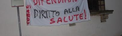 """Black-out al Serristori, i Cobas attaccano: """"Piove sul bagnato, non siamo tranquilli"""""""