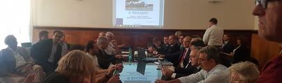 """Incontro Bekaert, il segretario nazionale Fim Cisl Ferdinando Uliano: """"Subito decreto su cassa integrazione"""""""