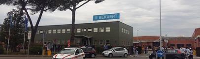 Bekaert,  il consiglio comunale ascolta i lavoratori dell'indotto