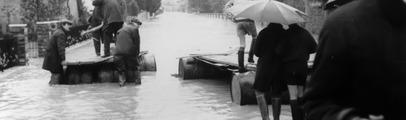 Alluvione 1966: viaggio a ritroso nel dramma attraverso gli scatti dell'Archivio storico del Circolo fotografico Arno