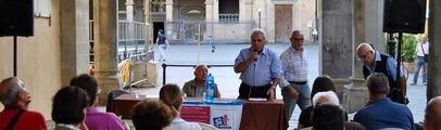 Presentato dal Comitato il Referendum abrogativo ai cittadini. Continua la raccolta delle firme
