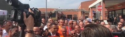 """Bekaert, il Ministro Di Maio torna allo stabilimento. UIlm: """"Accoglierlo è un segno di riconoscenza"""""""