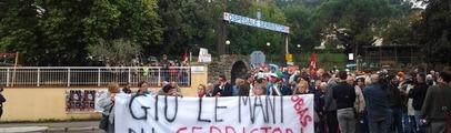 Serristori, ieri l'incontro fra i Cobas e i tre sindaci del Valdarno fiorentino. Domani la manifestazione in piazza
