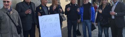 """Referendum abrogativo: raccolte 50.000 firme. """"Un successo. Significativo il contributo del Valdarno"""""""